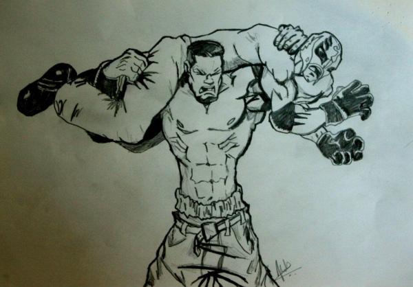 John Cena by Vinnysv